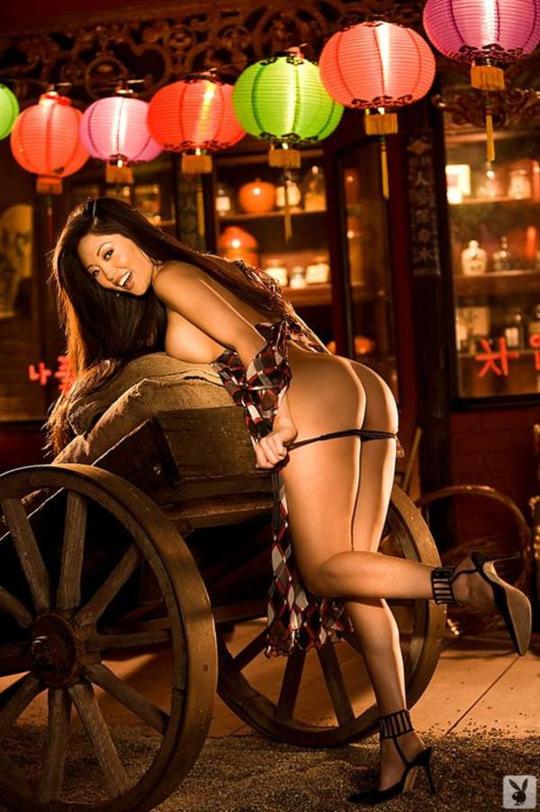 Kim nude grace Playboy Grace